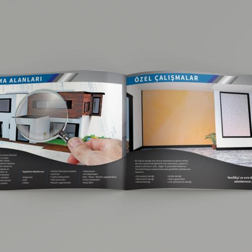 Detay Suisse Katalog Tasarımı