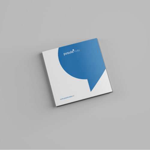 Pusula Media Katalog Tasarımı